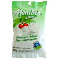 Mont-Bec Mintti Wintergreen Sugarfree Candy