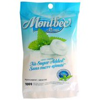 Mont-Bec Mintti Peppermint Sugarfree Candy
