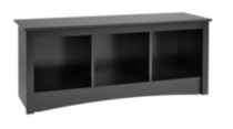 Cubbie Bench Black