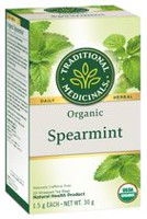 Traditional Medicinals Spearmint