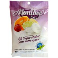 Mont-Bec Frutti Citrus Punch Sugarfree Candy