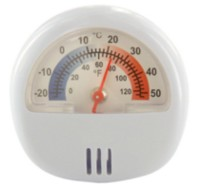 BIOS Analog Magnetic Thermometer