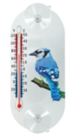 BIOS In/Outdoor Suction Cup Thermometer