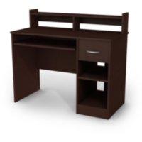 walmart home office desk. south shore smart basics desk walmart home office
