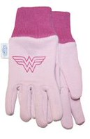 Warner Bros. DC Super Friends Wonder Woman Kids Jersey Gloves