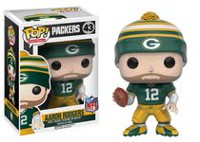 Funko POP NFL Wave 3 Aaron Rodgers Action Figure