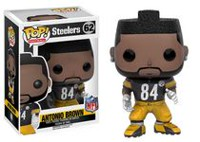 Figurine articulée NFL Antonio Brown POP! de Funko