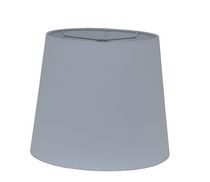 "Home Trends 15"" Tapered White Lamp Shade"