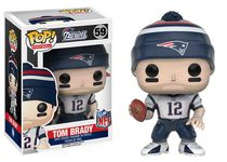 Funko POP NFL Wave 3 Tom Brady Action Figure