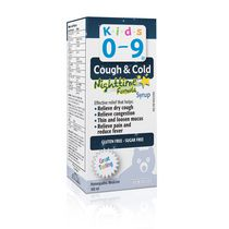 Kids 0-9 Cough & Cold Nighttime Formula Syrup
