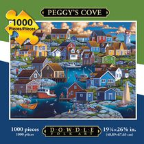 Peggy's Cove - 1000 Piece