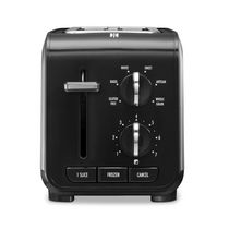 Hamilton Beach Expert-Toast 2 Slice Toaster, Adjustable Settings and Longer Slot for Artisan & Specialty Breads 22994C