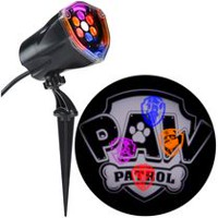 Gemmy Industries LightShow Projection Plus Whirl-a-Motion Paw Patrol