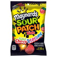 Friandise Sour Cherry Blasters de Maynards