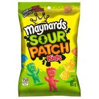 Friandises Sour Patch Kids de Maynards