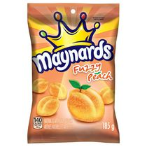 Maynards Fizzy Peach Candy