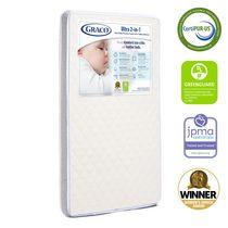 Graco Ultra 2-in-1 Premium Crib and Toddler Mattress