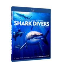 Shark Divers - Documentary Collection (Blu-Ray)
