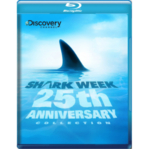 Shark Week - 25th Anniversary (Blu-Ray)