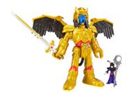 Fisher-Price Imaginext Power Rangers Goldar and Rita Figures