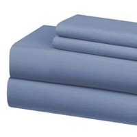 Mainstays Cotton Poly Twin Size Sheet Set Twin