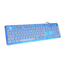 E-Blue EKM734 Floating Backlit Keyboard