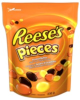 Reese's Pieces Chocolate Candy
