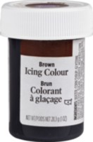 Icing Colour Brown