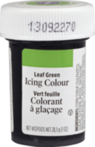 Icing Colour Leaf Green