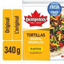 Tortillas originales 7po de Dempster's®