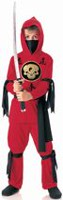 Rubie's Red Ninja Child Costume