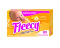 Fleecy Aroma Therapy Calm Fabric Softener Dryer Sheets