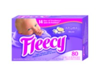 Fleecy Aroma Therapy Relax Fabric Softener Dryer Sheets