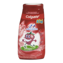 Colgate Kids 2-in-1 Strawberry Toothpaste & Mouthwash