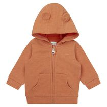 George British Design Baby Girls' Zip Through Hoody 3-6 months