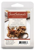 ScentSationals Apple Butter Crumble Scented Wax Cubes