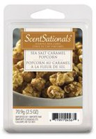 ScentSationals Sea Salt Caramel Popcorn Scented Wax Cubes