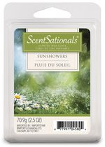 ScentSationals Sunshowers Scented Wax Cubes