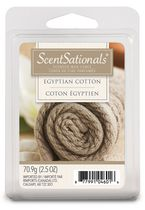 ScentSationals White Egyptian Cotton Scented Wax Cubes