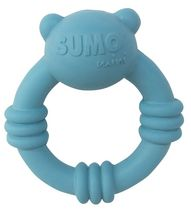 Sumo Mini Rubber Ring Dog Toy