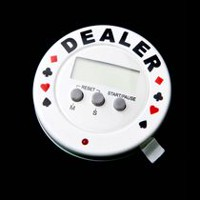 Ovalyon Timer Dealer Button