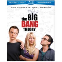 The Big Bang Theory: The Complete First Season (Blu-ray + DVD)