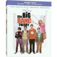 The Big Bang Theory: The Complete Second Season (Blu-ray + DVD)