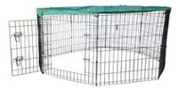 Cool Runners Exercise Pen with Cover