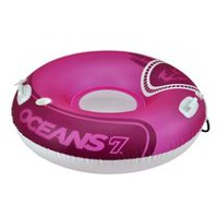 Oceans 7 Round River Sun Series Water Tube Pink