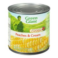 Green Giant™ Peaches & Cream