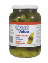 Great Value Sweet Mixed Pickles