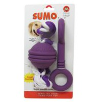 Sumo Combo Dog Toy