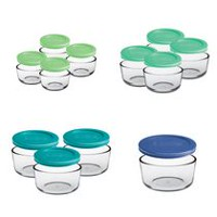 Anchor Hocking 24-Piece Glass Bake and Store Containers