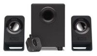 Logitech Multimedia Speakers with Subwoofer Z213